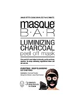 Masque Bar Luminizing Charcoal Peel Off Mask - 3 masks