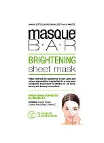 Masque Bar Brightening Sheet Mask - 3s