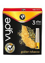 Vype ePen Cap Golden Tobacco 18mg