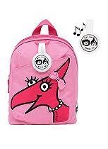 Zip & Zoe Daisy Dragon Face Mini Backpack
