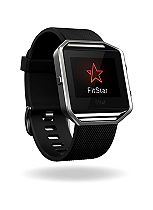 Fitbit Blaze Fitness Super Watch Classic Accessory Band - Black (Small)