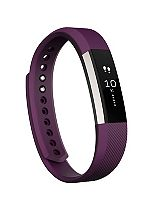 Fitbit Alta Fitness Wristband - Plum (Large)