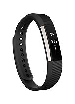 Fitbit Alta Classic Accessory Band - Black (Large)