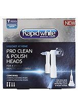 Rapid White Pro Clean and Polish Heads