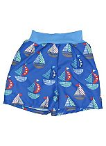 Splash About Happy Nappy Board Swim Shorts Set Sail (XX Large) Toddler+