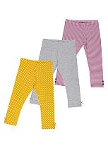Mini Club Girls Pack of 3 Leggings