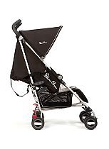 Silver Cross Zest Stroller - Black Elephant