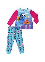 Mini Club Girls Finding Dory Pyjamas