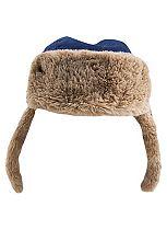 Mini Club Boys Trapper Hat Blue