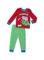Mini Club Boys George Pig Pyjamas