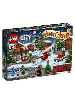 LEGO® City Advent Calendar 60133