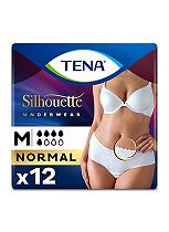 TENA Lady Pants Discreet Duo Pack Medium - 12 pants