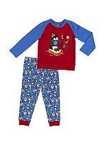 Mini Club Boys Christmas Pyjamas Penguin