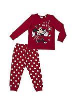 Mini Club Girls Christmas Minnie Mouse pyjamas