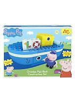 Peppa Pig Construction grandpa boat