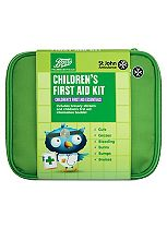 Boots Pharmaceuticals St John Ambulance Children's First Aid Kit