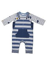 Mini Club Baby Boys Dungaree Set