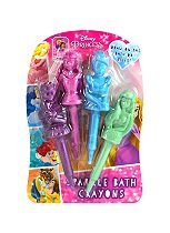 Disney Princess Sparkle Bath Crayons