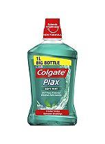 Colgate Plax Soft Mint Mouthwash 1L