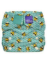 Bambino Mio Miosolo All-In-One Reusable Nappy - Bumble