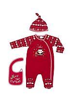 Mini Club Baby My First Christmas 3 Piece Set