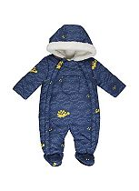 Mini Club Baby Boys Dinosaur Snowsuit