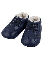 Mini Club Baby Boys Pram Shoe Blue