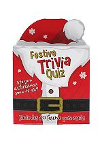 Paladone Festive Trivia Quiz