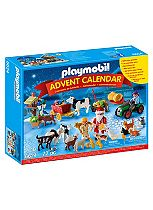 Playmobil Advent Calendar Christmas On The Farm 6624