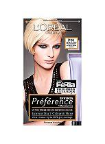 L'Oreal Paris Preference Infinia P01 Ultra Light Metallic Silver Blonde