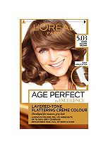 L'Oreal Paris Excellence Age Perfect 5.03 Warm Golden Brown