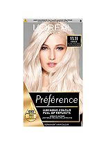 L'Oreal Paris Preference Infinia 11.11 Ultra Light Very Light Crystal Blonde