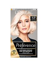 L'Oreal Paris Preference Infinia 11.21 Ultra Light Very Very Light Pearl Blonde