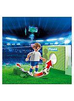 Playmobil Footballer - England 6898