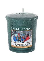 Yankee Candle Bundle Up Samplers Votive Candle