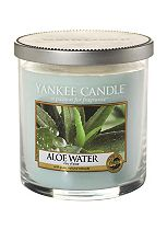 YANKEE CANDLE® ALOE WATER SMALL PILLAR CANDLE