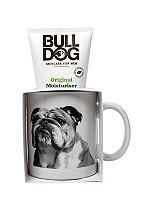 Bulldog Daily Moisturiser and Mug Set