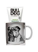 Bulldog Daily Moisturiser and Mug Set