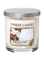 Yankee Candle Shea Butter Small Pillar Candle