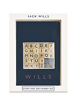 Jack Wills Stamp And Stationery Set