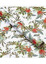 Boots Festive Foliage Christmas Wrap 4m