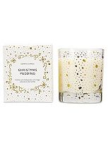 Boots Home Fragrance Christmas Pudding Boxed Candle