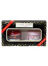 YANKEE CANDLE® CHRISTMAS 2 SMALL JAR CANDLE GIFT SET