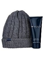 Jack Wills Beanie And Toiletries Gift Set