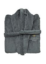 Champneys For Men Luxury Fleece Robe