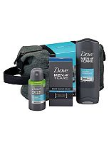 Dove Men Total Care Washbag Gift Set