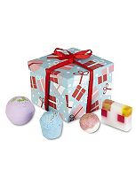 Miss Patisserie Bath Bomb Gift Box Christmas Variety Box