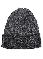 Threads Knitted Hat One Size