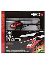 RED5 Gyro S5 RC Helicopter