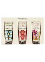 Over The Moon Mini Hand Lotion Trio